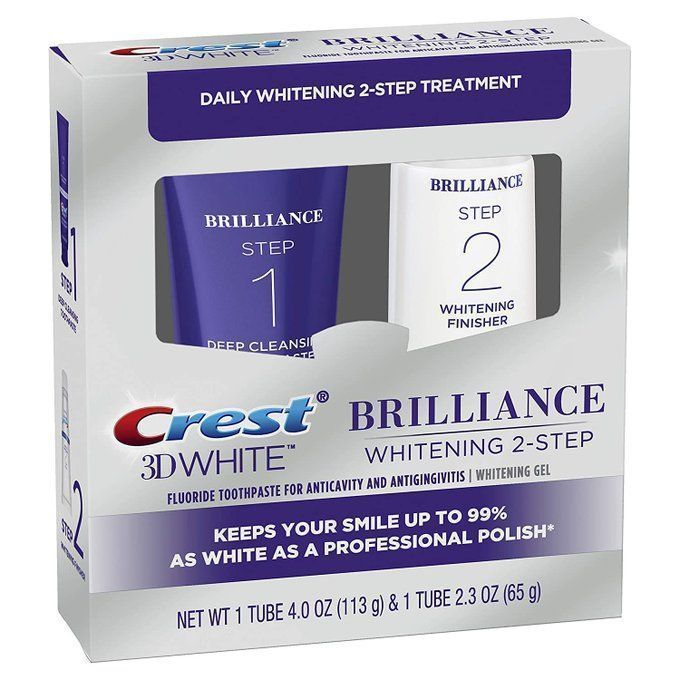 Crest 3D Whitening Bundle, as low as $11.02!  2