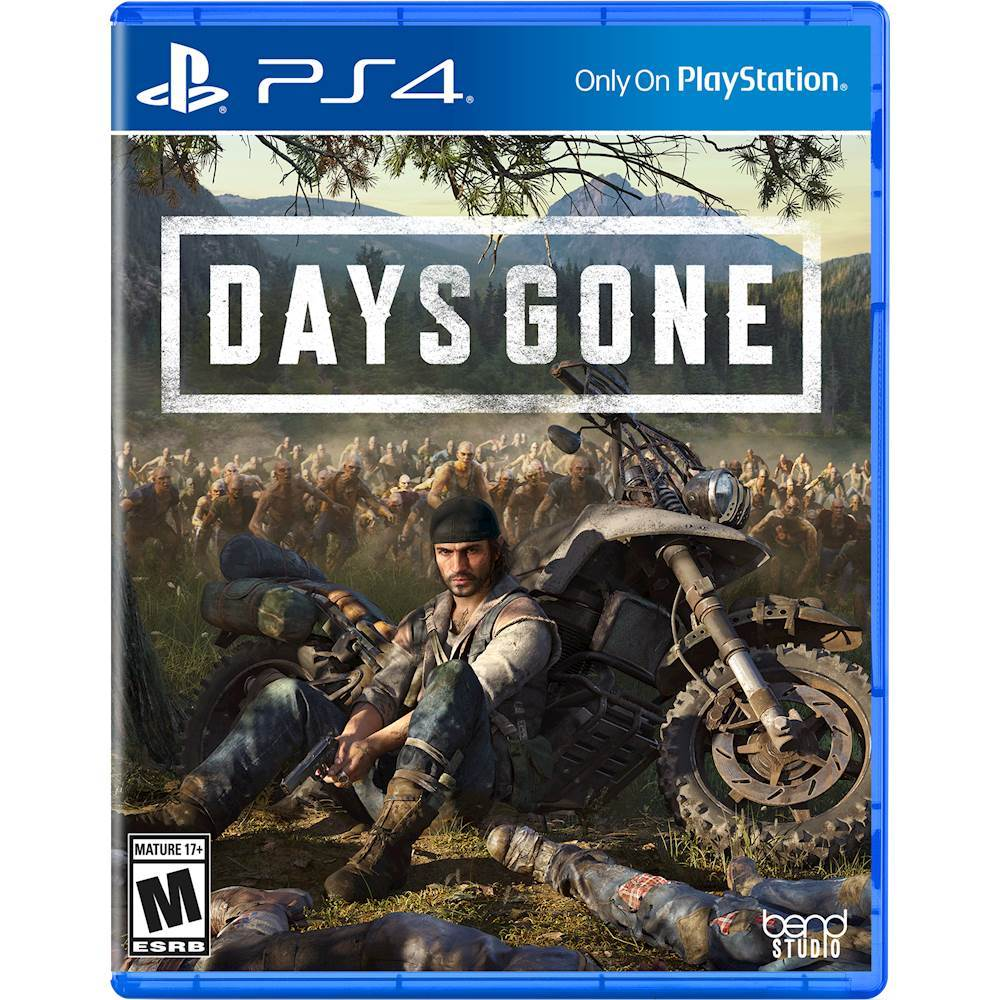Days Gone (PS4) is $19.99 on Amazon Link0 Best Buy Link1