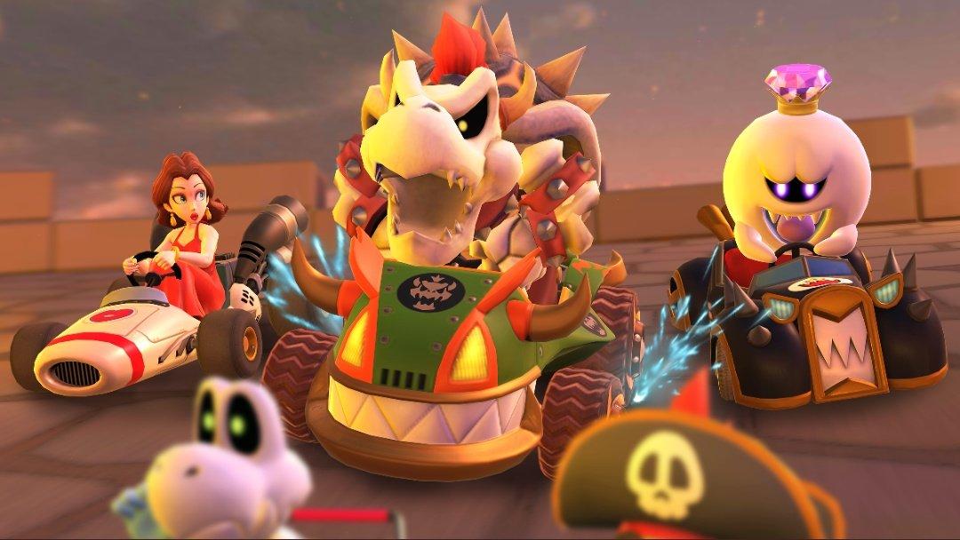 Mario Kart Tour News On Twitter Teaser Pirate Tour
