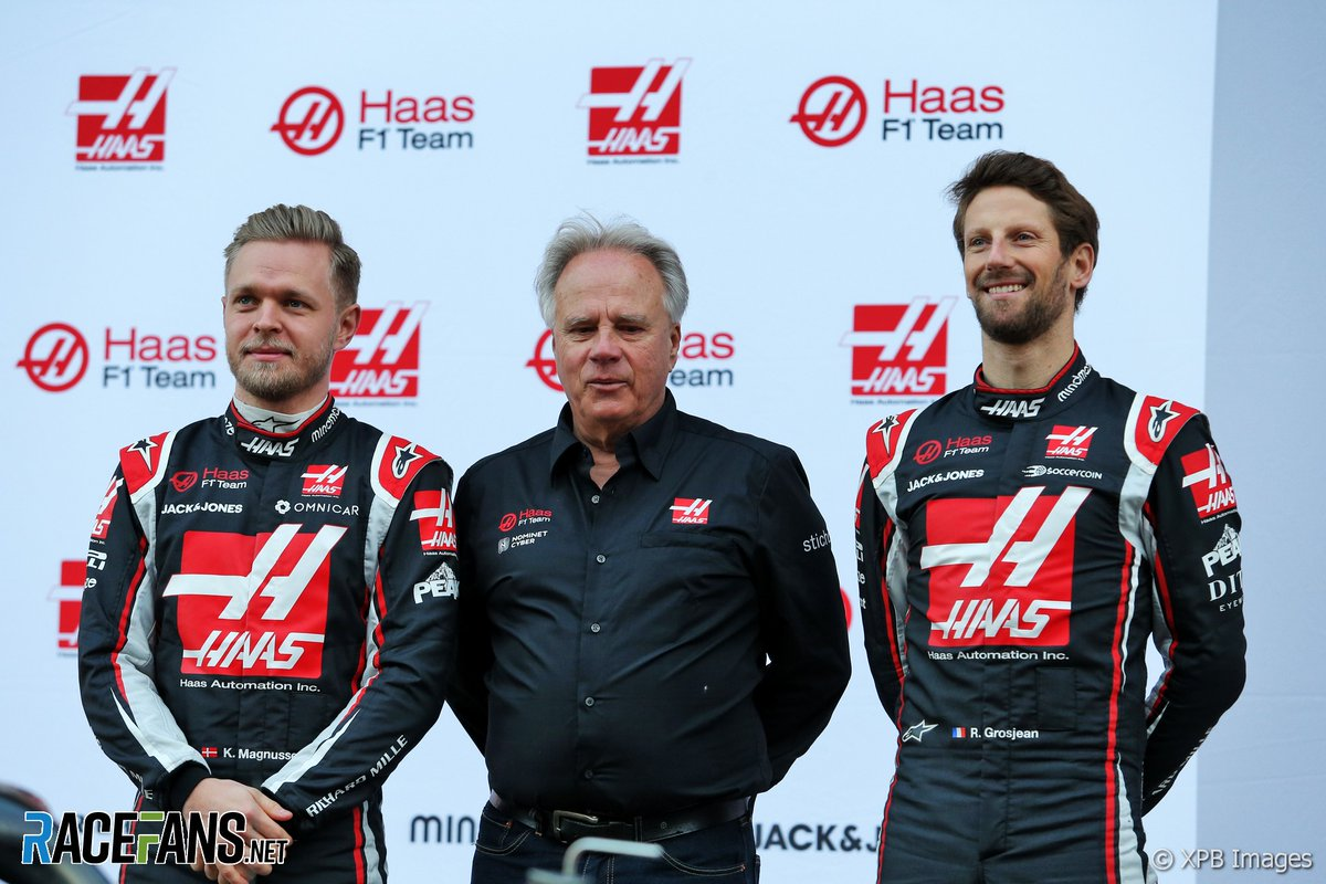 #202070thAnniversaryGrandPrix #F1news Gene Haas not happy with results so far this year – Steiner | 2020 70th Anniversary Grand Prix https://t.co/f3L045rjBp https://t.co/oTAb9PGPCX