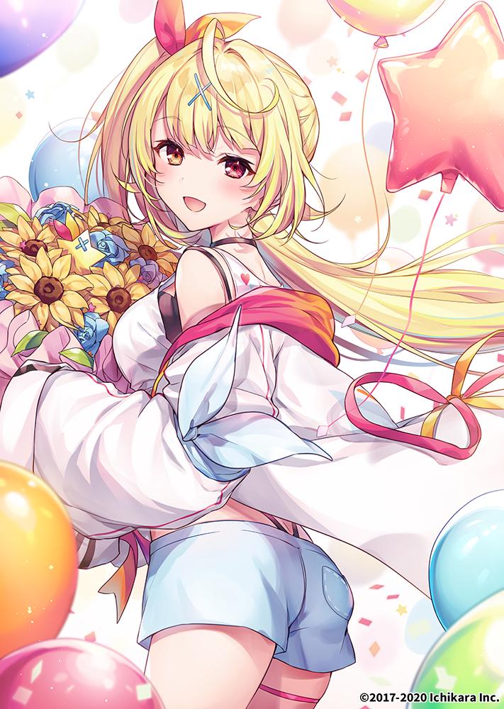 ⭐️8月7日🌟星川サラちゃん!Happy Birthday💫