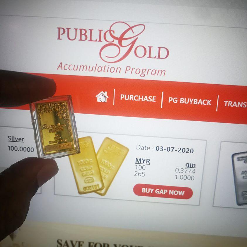 """Ada peribahasa melayu """"seperti pisau cukur"""" yang merujuk kepada perempuan yang mengaut harta lelaki. Omputeh kata #GoldDigger. Nampak tak betapa bernilainya emas? Kearah inflasi sifar? Simpan aje emas. pic.twitter.com/lyW0MOABHq"""