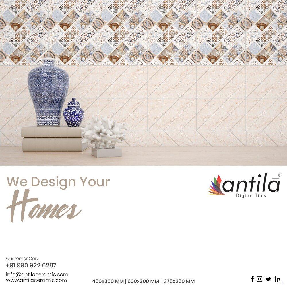 ANTILA CERAMIC PVT. LTD. Customer care: +91 990 922 6287 • #marble #exporter #mm #digitalwalltiles #decoration #walltile #ihavethisthingwithtiles #interiordecor #architect #walltilesdesign #concretetiles #walldecor #designertiles #worthtiles #tileshop #brand #homedecor #tilewallpic.twitter.com/M0xGZfOJBP