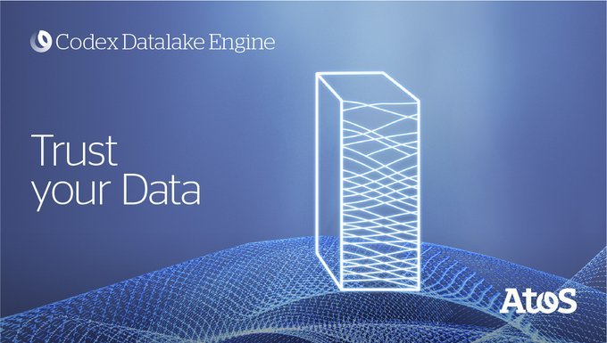 Want to run a #costeffective, #scalable and easy-to-use #datalake on site? #CodexDatalakeEngine,...
