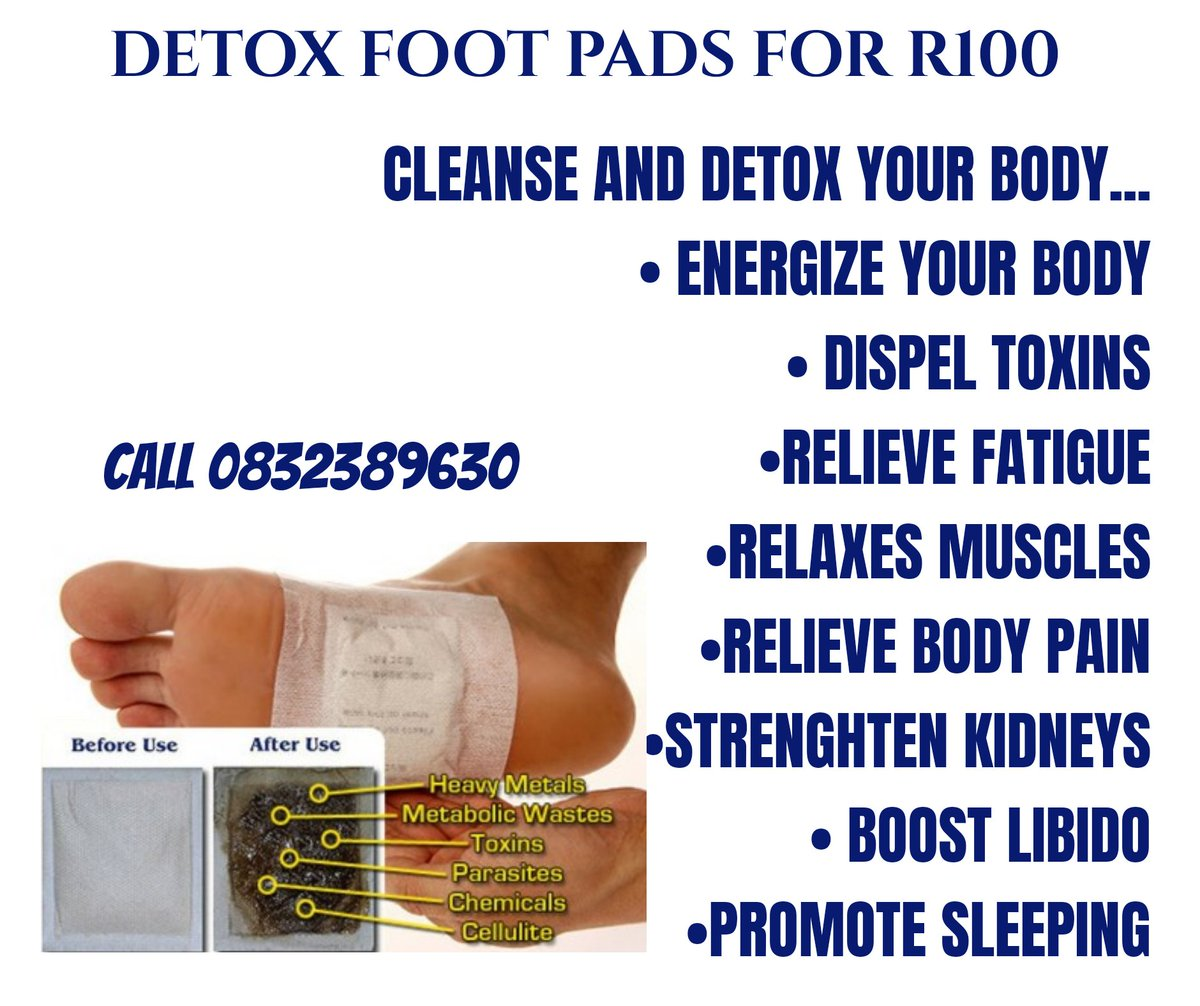 Lassy Laden On Twitter Detox Foot Pads Stick It Under The Feet When You Sleep It Detox The Body And Strengthens The Kidneys Relieve Fatigue And Energize The Body 10 Pads