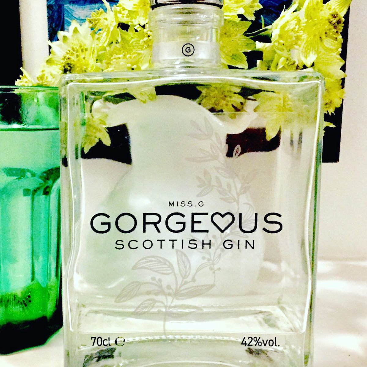 #refreshing #gorgeous #scottish #gin #craftgin #smallbatch #delicious  http://www.gorgeousgin.com  pic.twitter.com/wAeq3EoDN1