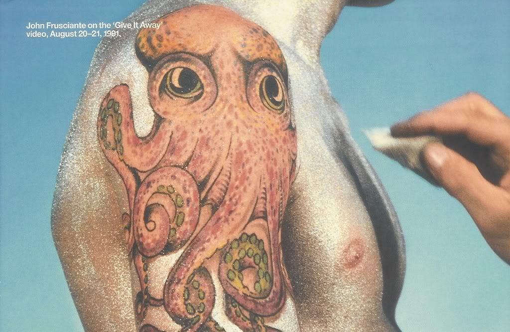 Tattoo john arm frusciante John Frusciante