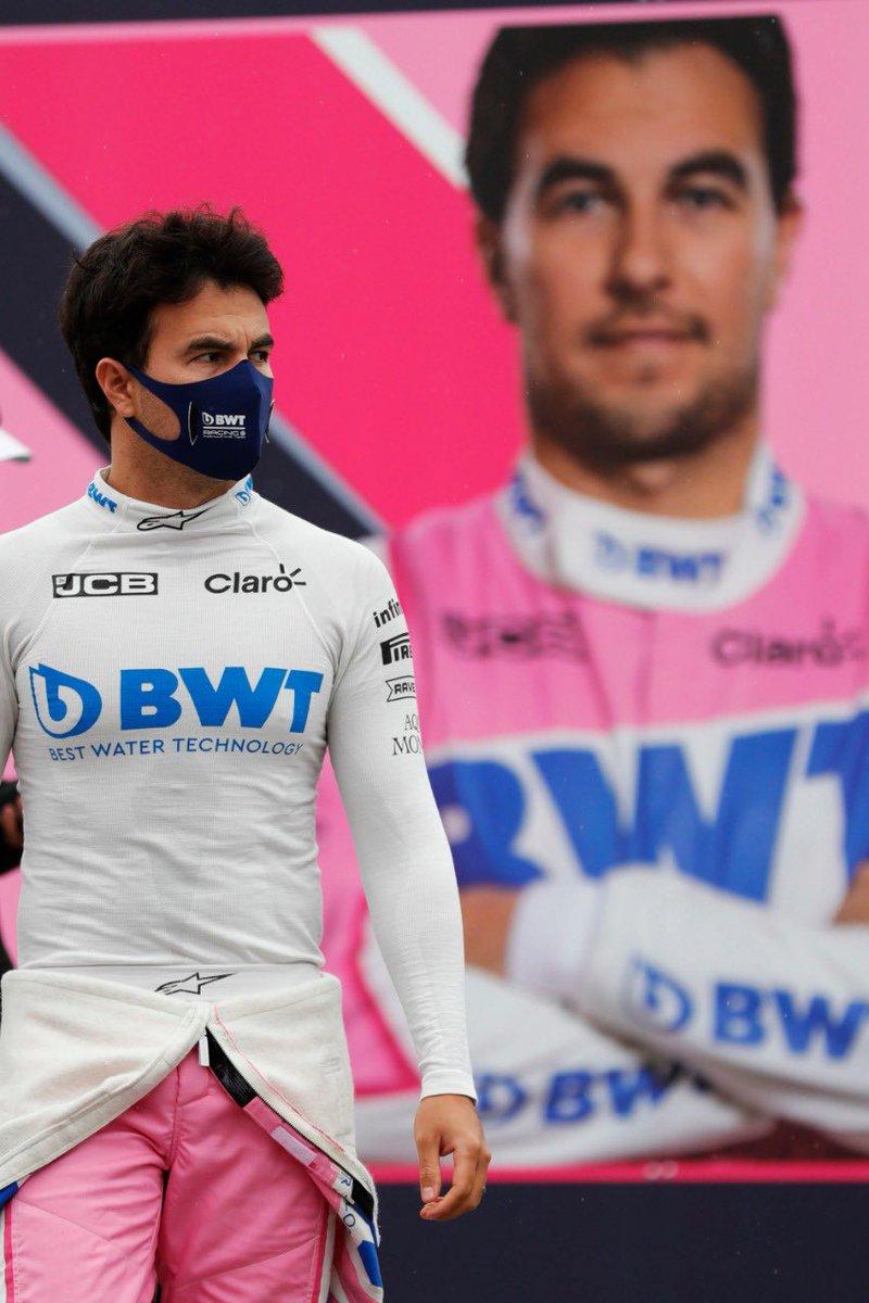 No podré estar este fin en el coche.  ¡Le deseo lo mejor a Nico y a todo mi equipo! Gracias a Dios estoy muy bien de salud, espero pronto poder regresar. ¡Gracias por su apoyo! #F170 https://t.co/B2Z53O9sMc