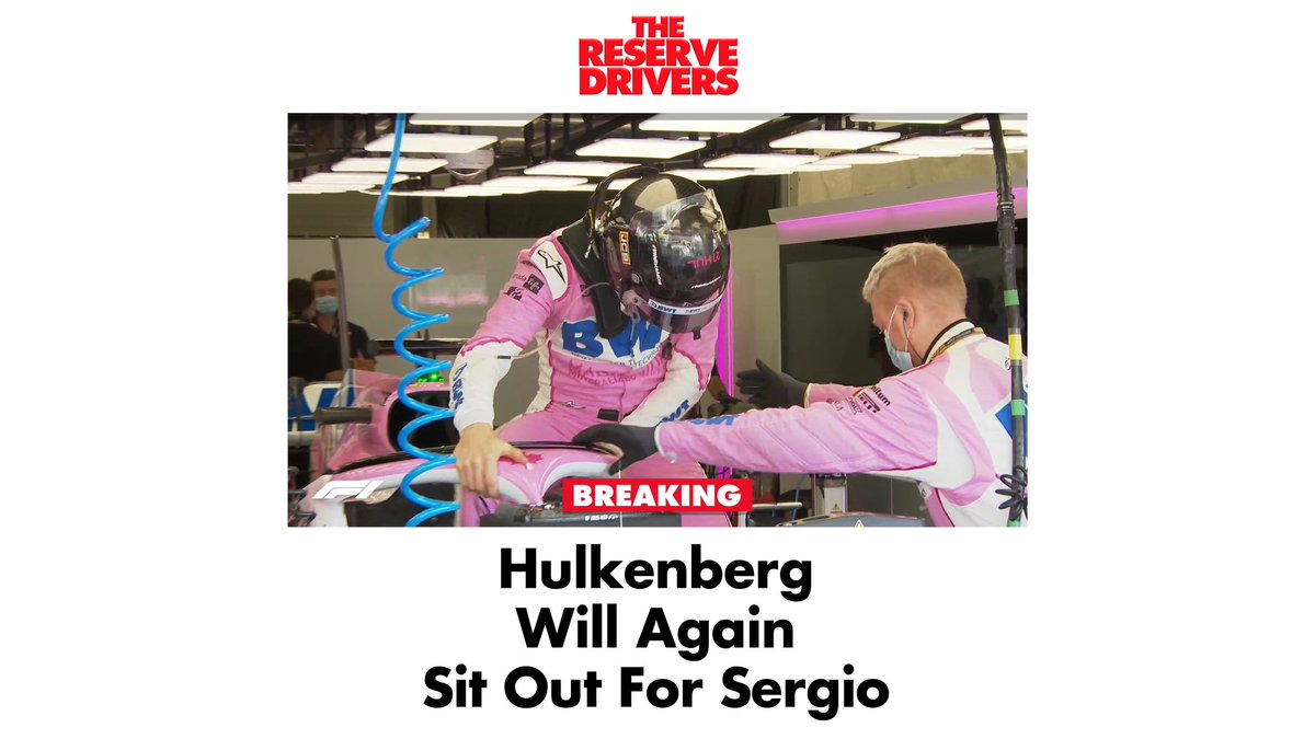 """I can't wait to jump in the car and then jump out of it again!"" #NicoHulkenberg told reporters.  #F1 #Formula1 #BritishGP #Silverstone #SkyF1 #AskCrofty #FP1 #RacingPoint #SergioPerez https://t.co/RNg4mWmNCT"