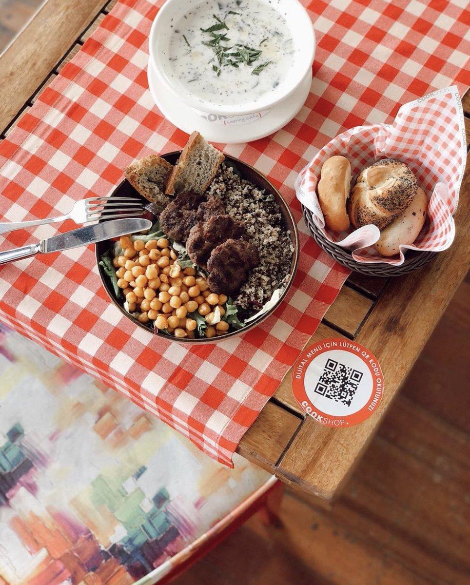 Bugün öğle yemeği için kararlar verildi mi?😍 CookShop'ın yeni lezzetlerini denemek için Gordion'a bekleniyorsunuz... #gordionlife #gordiongibisiyok #gordion10yaşında https://t.co/K8jc1dbVhB