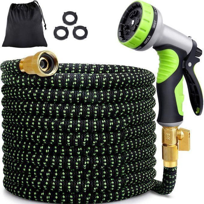 STEAL!!  50ft Garden Hose Bundle for $24.99!!  Use promo code; 50V47MB3