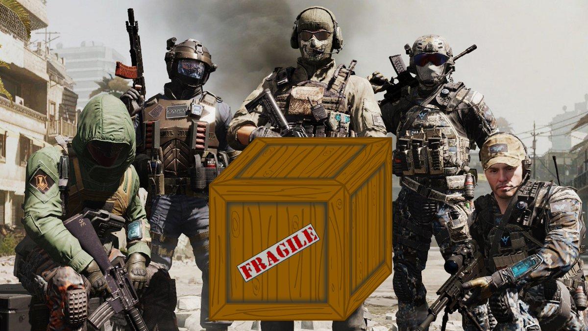 News: Call of Duty - Mysteriöse Box verspricht große Ankündigung für Montag http://dlvr.it/Rd9Zzvpic.twitter.com/gdrkxiMp2q