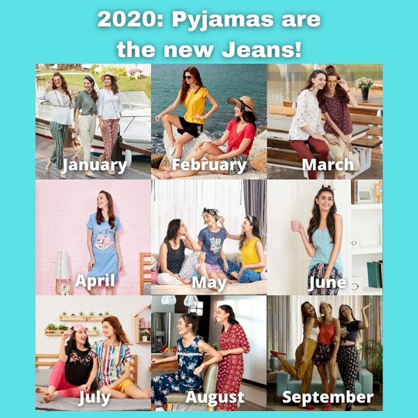 Fancy summer clothes and trendy jeans are packed, pj's and baggy clothes for the win this year!  How many of you agree? Let us know in the comments!   #trendingtopic #trendingmeme #trendingformat #fashion #jeans #pjs #pyjamas https://t.co/s7fpI0VWKt