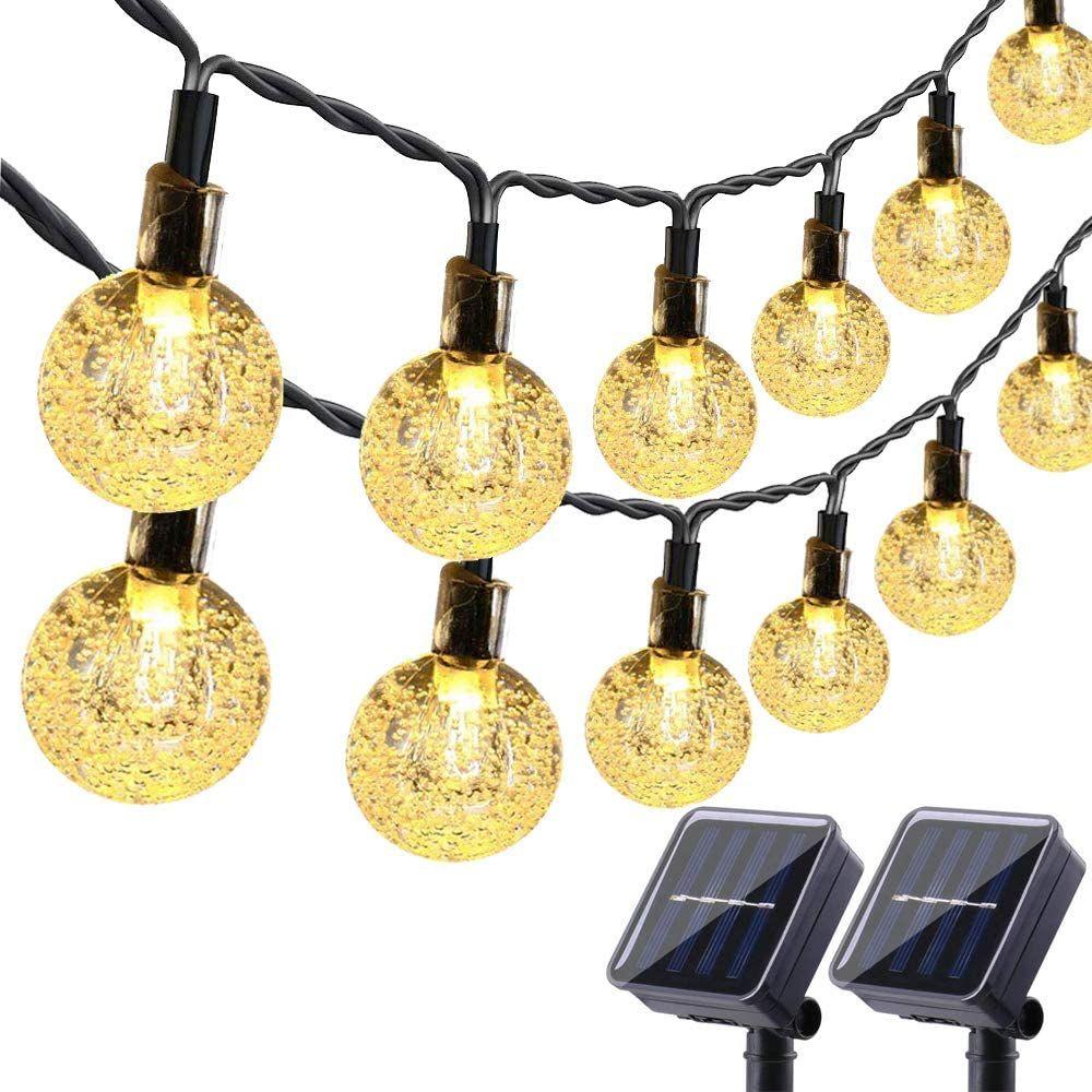 20ft LED String Lights, only $14.49!!  Use promo code; IZ5LT9C8