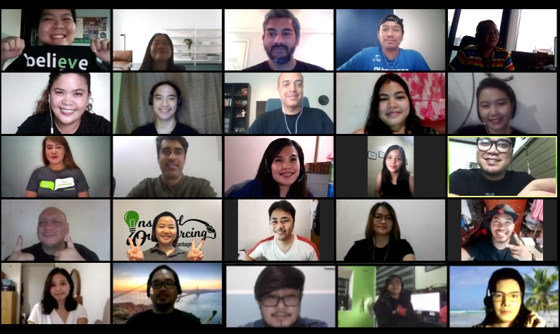 Wow, that was one collaborative EVA (Eastvantage Assembly)! 🙌🏽  Thanks to all who joined our monthly remote town hall meeting, perfectly titled as Strengthening Collaboration. A big thanks to our presenters, as well. Let's continue the collaboration (virtual and online)! 💻 https://t.co/NKto7AAd7S