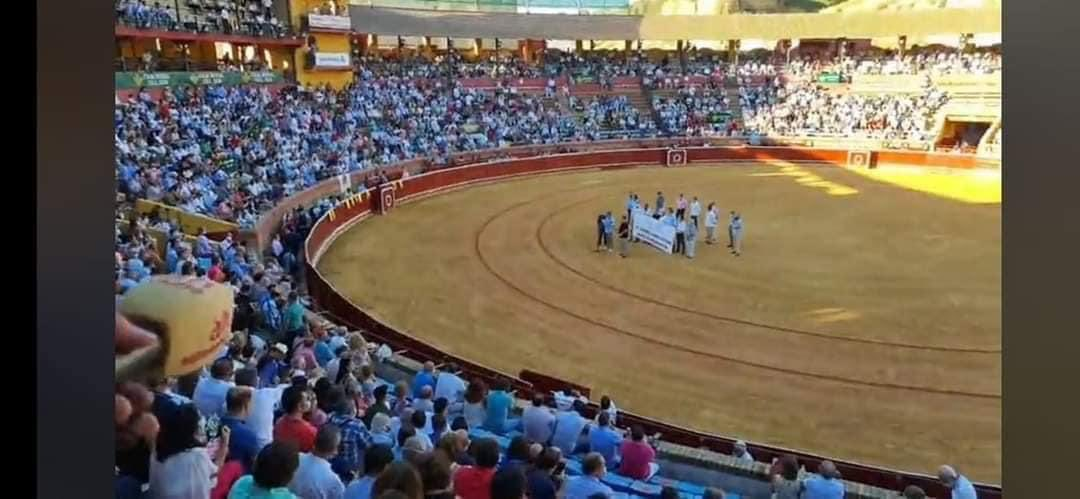 Deberíamos subir un toro al escenario para volver a hacer conciertos. https://t.co/36FvzRY7qf