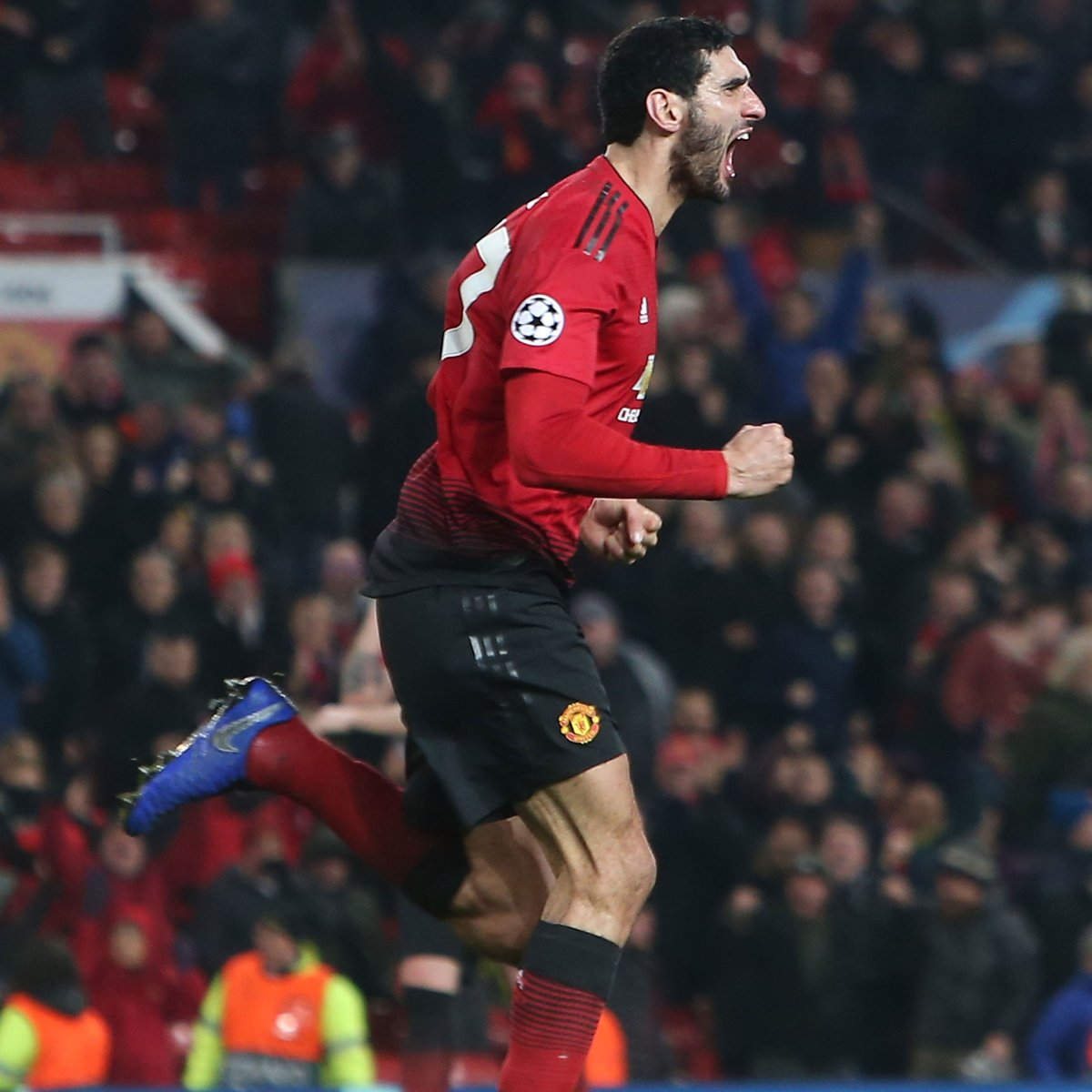 Stepping up when it mattered the most 💪  𝙀𝙫𝙚𝙧𝙮 𝙜𝙖𝙢𝙚, 𝙚𝙫𝙚𝙧𝙮 𝙜𝙤𝙖𝙡, 𝙤𝙣𝙡𝙮 𝙤𝙣 #𝙈𝙐𝙏𝙑 📲  #MUFC #GoalOfTheDay https://t.co/Fl0yOiHbrf
