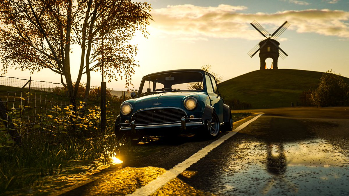 #MillingAround this week challenge complete  2 inventions, 2 pieces of art   Windmill - mini classic #forzashare #forzahorizon4 #forza #gamingphotography #weareplaygroundgames #makeforzalookreal #virtualphotographer #forzaportugal #xbox #legends #forzaphotospic.twitter.com/gl8azK6dP9