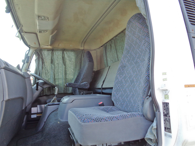 Bliv Truck Front Panel Curtain
