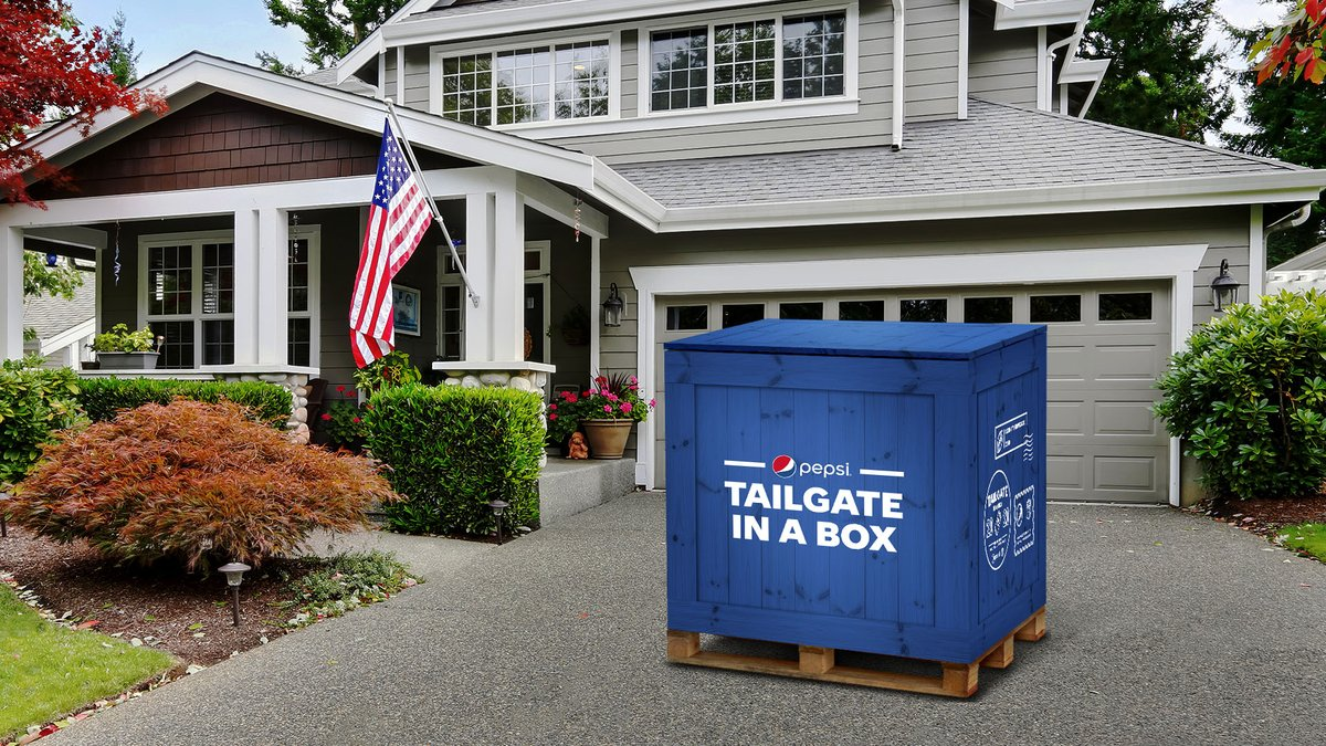 🚨🚨🚨REMINDER🚨🚨🚨 One week left until football starts.   RT this using #tailgateinabox and #sweepstakes for a chance to win your very own #homegate!