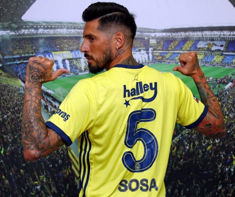 Ef Oa NXsAIisbd?format=jpg&name=900x900 - Son dakika: Sosa Fenerbahçe'de! İşte forma numarası