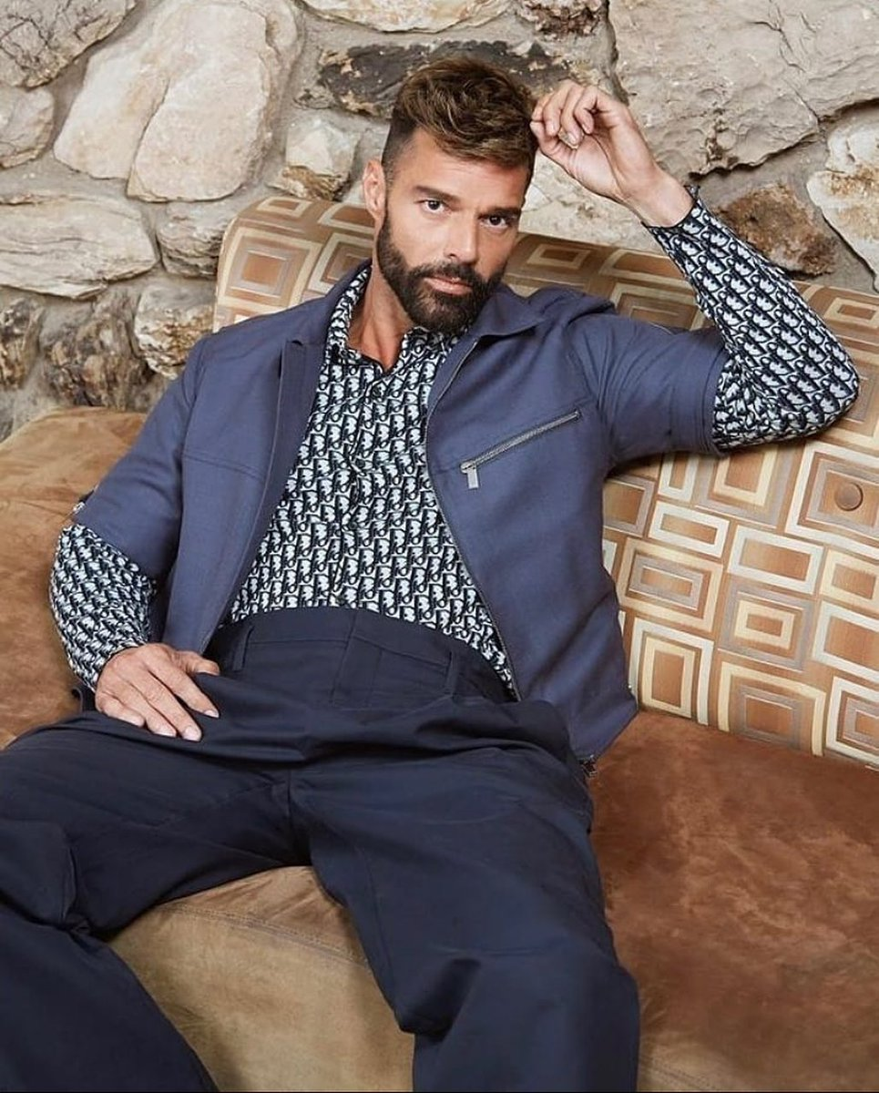 #Repost #dvlstylist Repost from #nicolaswagnerphoto Outtake / Ricky Martin @ricky_martin  styling @dvlstylist hair #thecooljoey #diorhomme @Dior #outtake from #lofficielhommesitalia #therealgiuliomartinelli #giampietrobaudo #losangeles #pausaplay #rickymartin #editorial