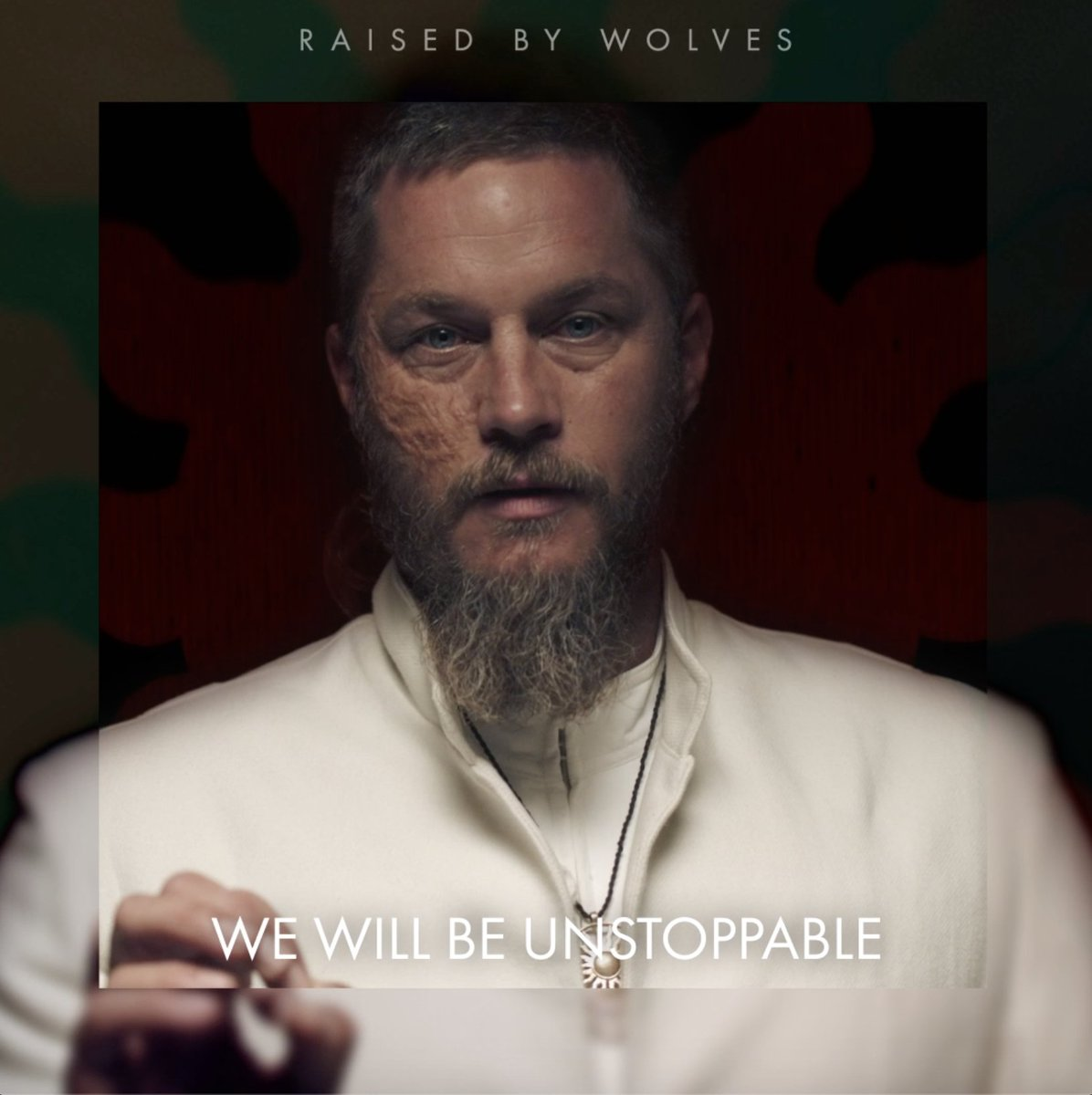 Our victory is destined. 🐺 @RaisedWolvesMAX is streaming September 3 on HBO Max. #RaisedByWolvesMax