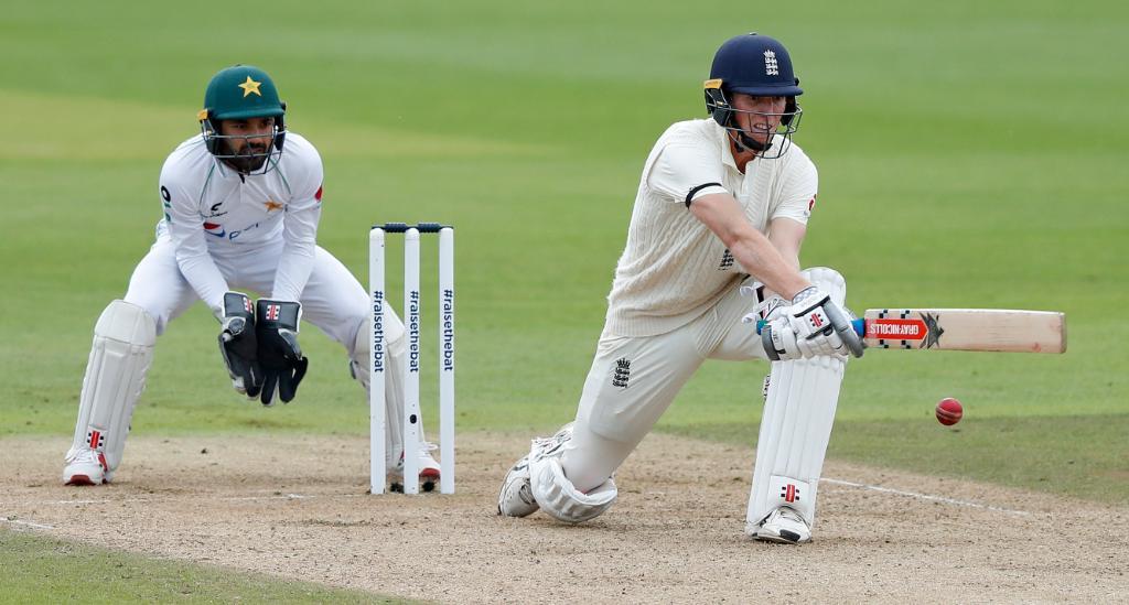 Zak Crawley- England vs Pakistan Third Test 2020
