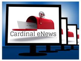 Check out the Cardinal eNews | August 21 conta.cc/34pEcGS