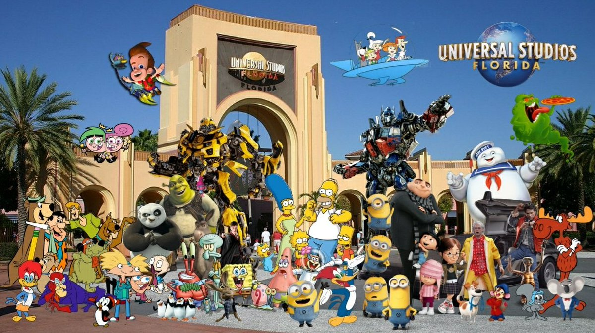 Thanks for sharing your memories of Universal Studios Florida for all 30 years. #despicableme #woodywoodpecker #backtothefuture #anamericantail #shrek #spongebobsquarepants #thesimpsons #transformers #harrypotter #rockyandbullwinkle #ghostbusters #universalorlandoresort https://t.co/rncdrDBvWI
