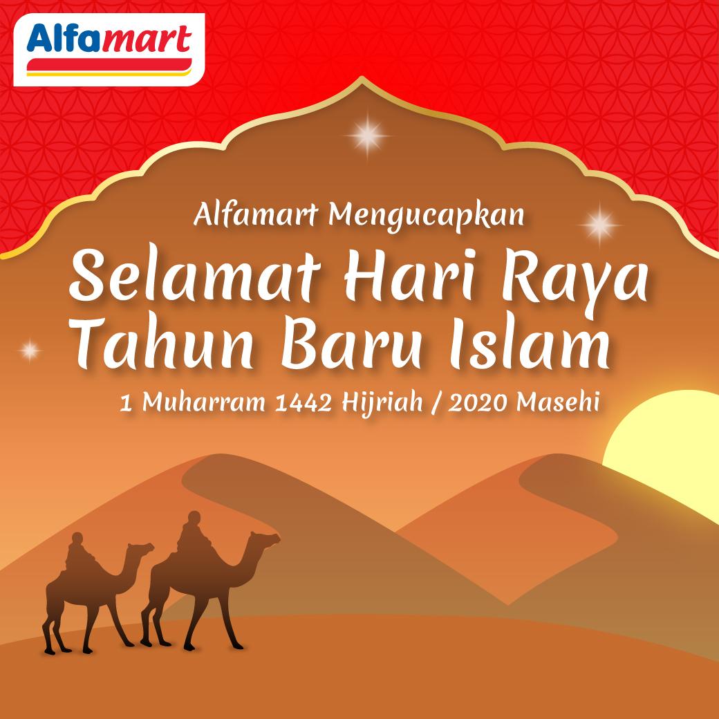 Alfamart On Twitter Alfamart Mengucapkan Selamat Hari Raya Tahun Baru Islam 1 Muharram 1442 Hijriah 2020 Masehi Mari Di Tahun Baru Islam Ini Kita Songsong Dengan Saling Memaafkan Serta Semakin Teguh