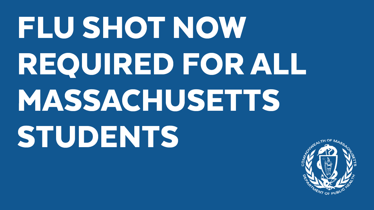 """In the News: """"Flu shot to be required for students"""""""