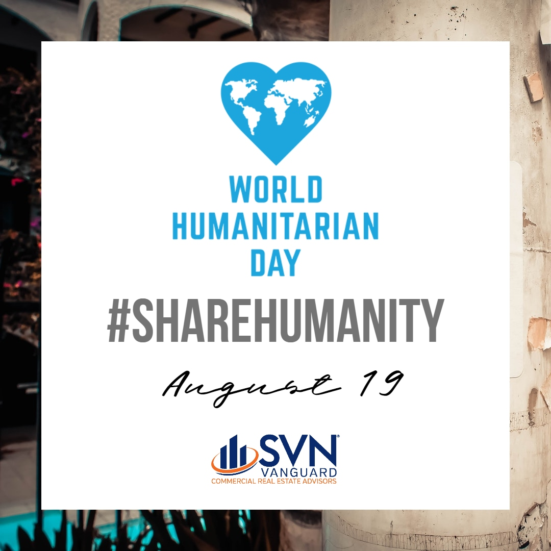 #sharehumanity 🌍  On Wednesday's World Humanitarian Day, and every day, celebrate the humanitarians who dedicate their lives to serving some of the most vulnerable people around the world.  #strength #love #humanity #svndifference #theworldneedsmore #dedicatedtoservice