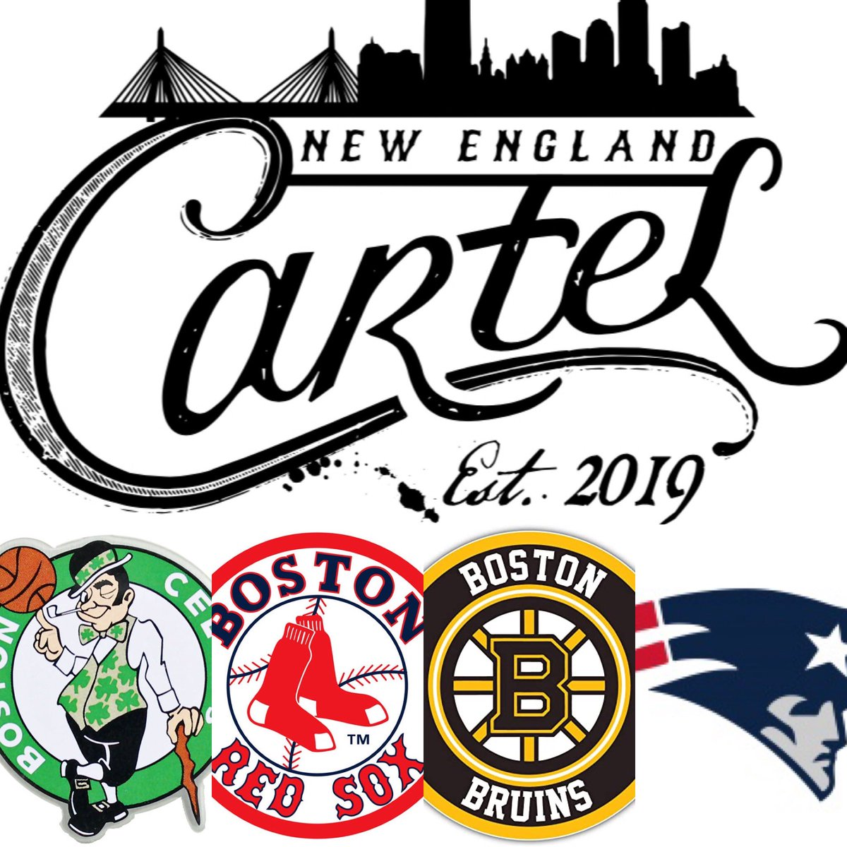 Boston's fifth team 🏀 ⚾️ 🏒 🏈 🥊   #NewEnglandCartel https://t.co/hifuyfiXvb