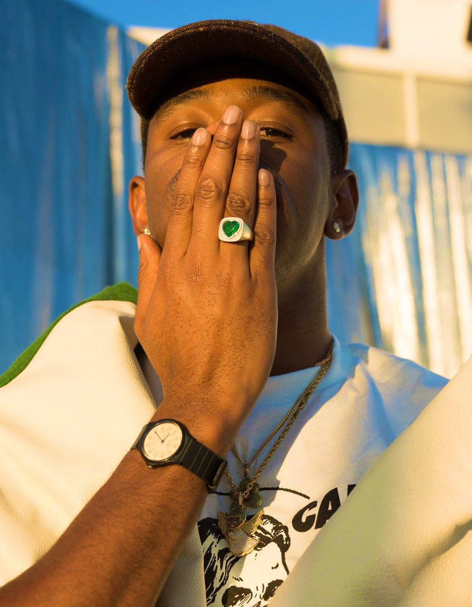 Tyler, The Creator for Vogue Magazine
