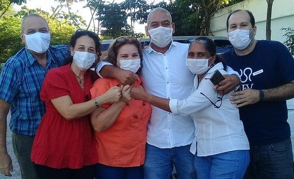 Presidente cubano hace referencia a explicación de científicos cubanos sobre candidato vacunal