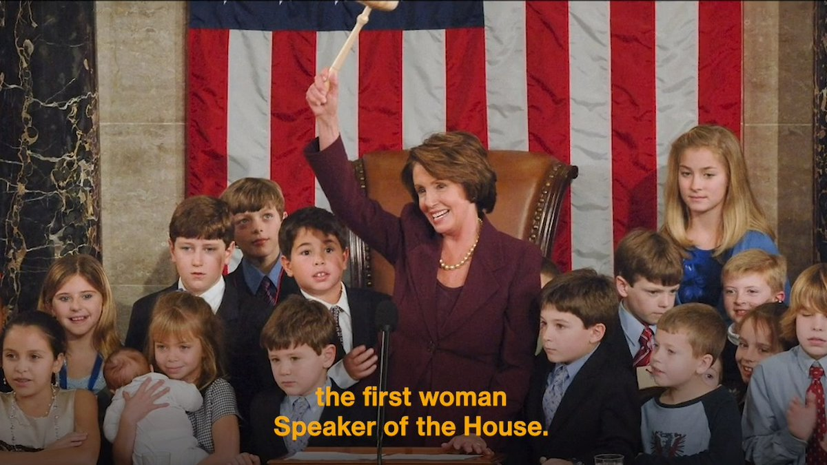Madam Speaker #DemConvention