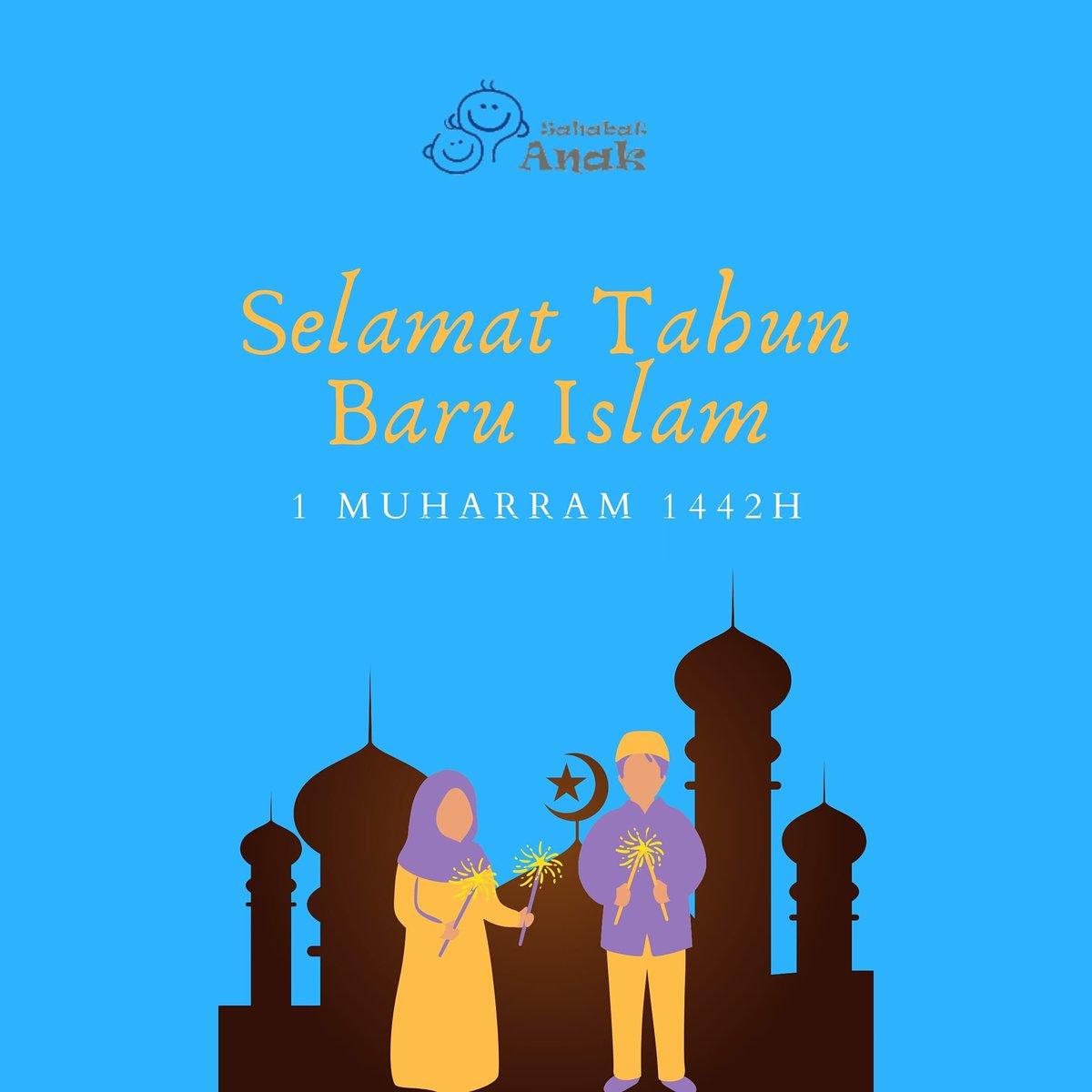 Selamat Tahun Baru Islam bagi sahabat-sahabat yang merayakan 🌸🍃  Harapan terbaik di tahun yang baru bagi kita semua 🙏🌿  #tahunbaruislam #1Muharram1442H https://t.co/EfJNgkz3AR
