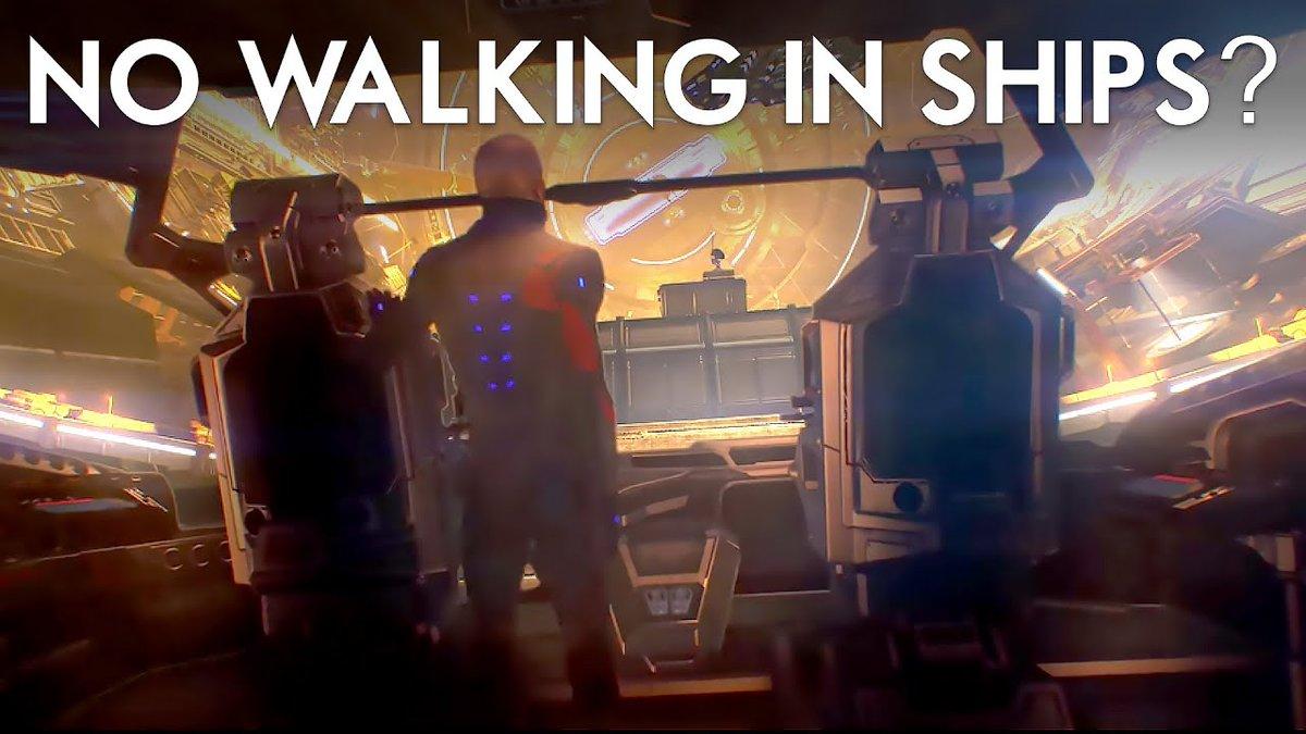 #Elite Dangerous Odyssey - No Walking Around In ... - https://t.co/kF1rzSzYZr #UIX #Content #DavidBraben #Elite2 #EliteDangerous #EliteDangerousHorizons #Exploration #Exploring #Frontier #FrontierDevelopments #Galaxy #Gameplay #Horizons #Preview #SpaceGame #SpaceSim #Updates https://t.co/qw5cgFXZRg