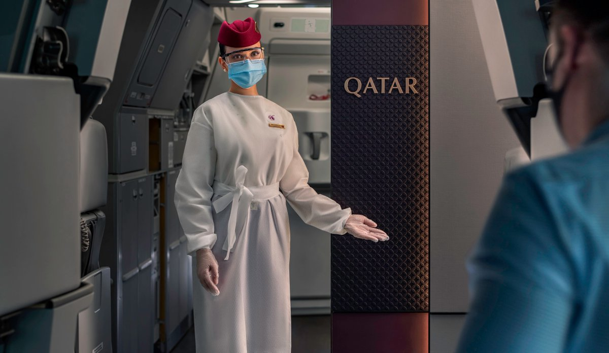 When you are ready to fly, we will be here for you 😍  You can rely on us to discover new places, unwind, and create the most epic memories of your life. #RelyOnUs #QatarAirways https://t.co/FWVzbPvXIc