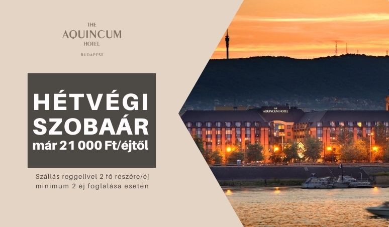 STAY MORE, SAVE MORE - Stay longer and enjoy more time to explore our splendid city. 📍Room rate from 61 € / room / night for 2 person with breakfast 🤩 #aquincumhotel #aquincumhotelbudapest #budapest #hellohungary #visitbudapest #staymore #savemore https://t.co/5nFx1TuzhC