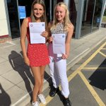 Image for the Tweet beginning: Congratulations to Daisy and Megan