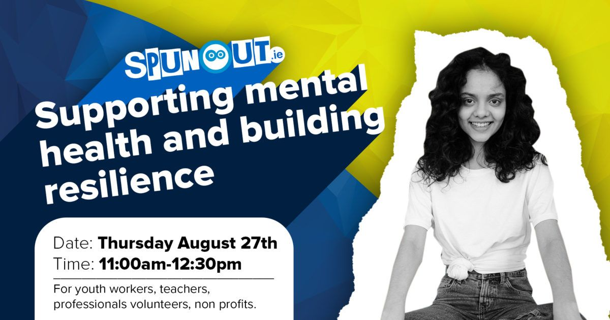 Next Thursday August 27th we are running a free online workshop on Mental Health and Resilience for those working with young people. Check out our article for info on how to sign up! 👇👇 https://t.co/XyX43lp6ed https://t.co/xmolk6oo90
