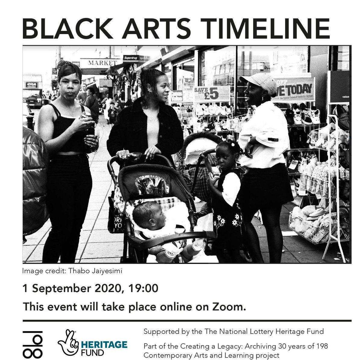 For Lambeth Heritage Festival in September, Rudy Loewe (198's Archive Assistant) will present Black Arts Timeline. The presentation highlights a lineage of Black artists who in part, have made 198 what it is today. Register online:  https://t.co/g1woWzFgxG https://t.co/myNvLglrnI