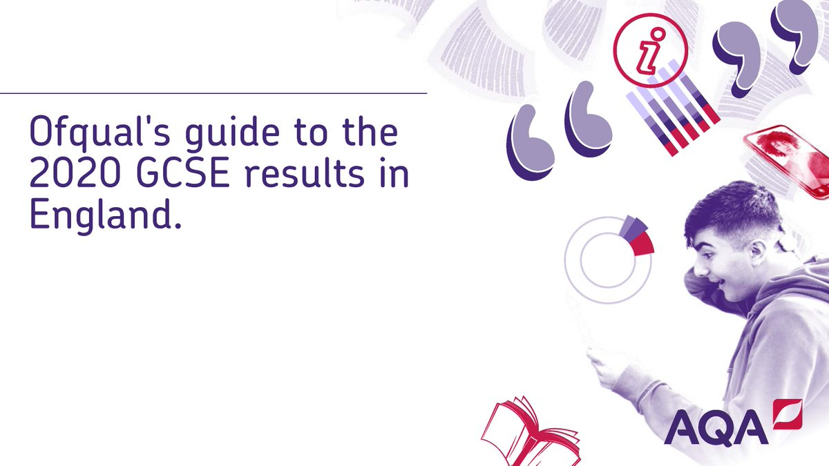 .@Ofqual has published a guide to #GCSEResults2020. You can read it here > bit.ly/3hflc1l
