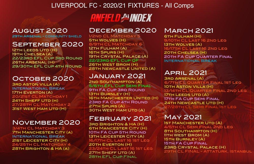 Chelsea Fixtures Fa Cup Fixtures 2020 21 : Chelsea ...