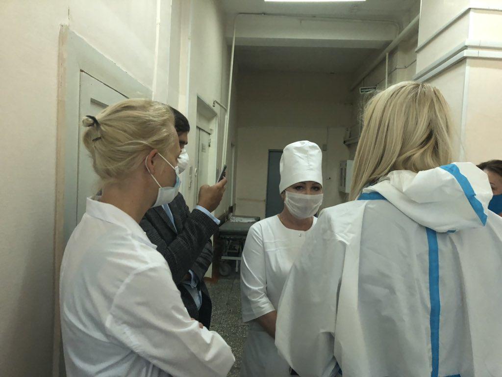 Немецкие врачи поставили Навального на ноги. Но ненадолго4