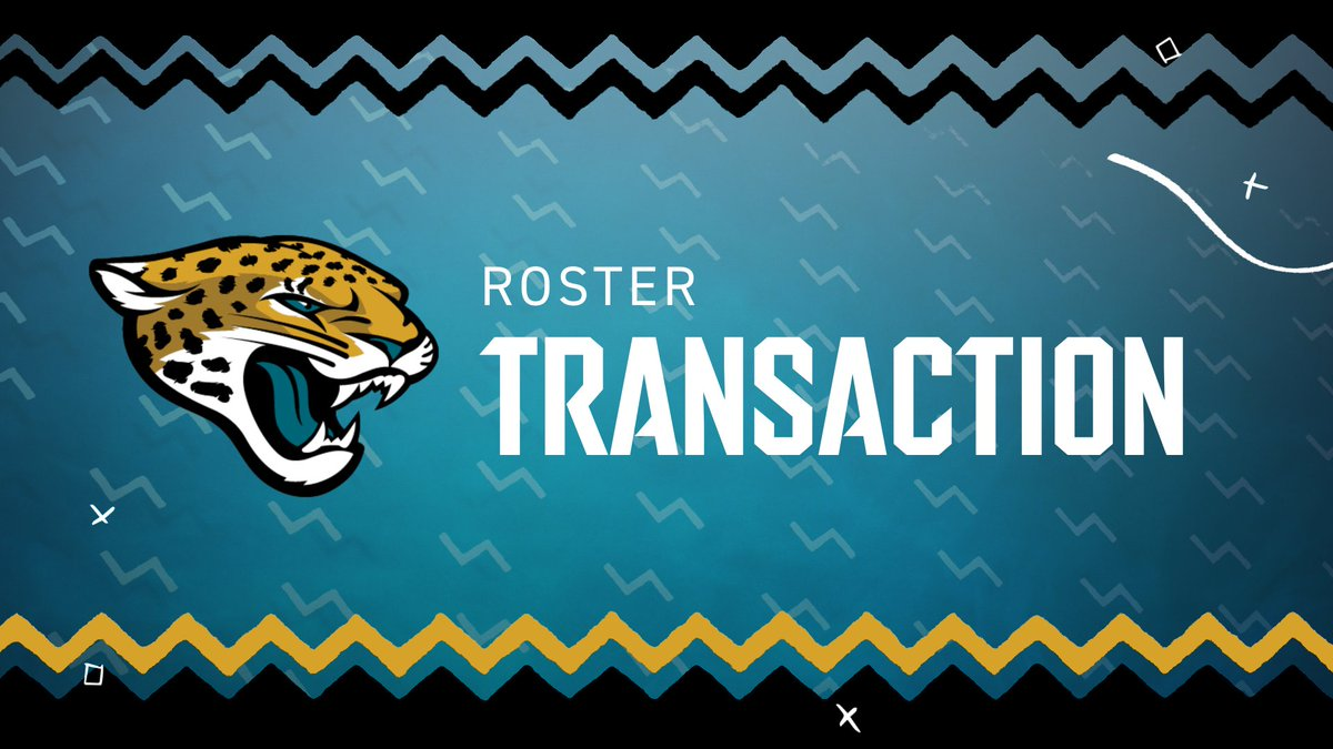 We have signed RB Dare Ogunbowale (@DGO23_) to the active roster.  To make room on the roster, we placed RB Devine Ozigbo (hamstring) on the reserve/injured list.