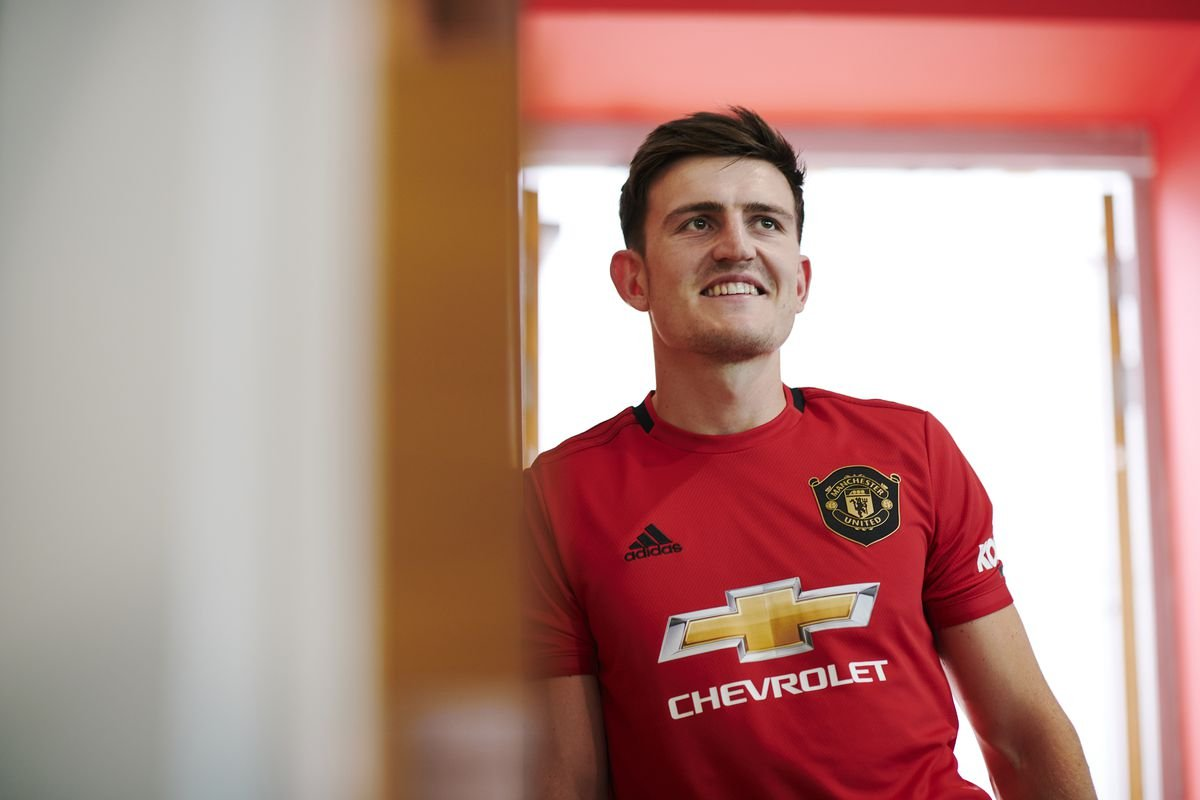 thread by indiamufc thread how maguire has improved manutd s defence harry maguire became the defence harry maguire became