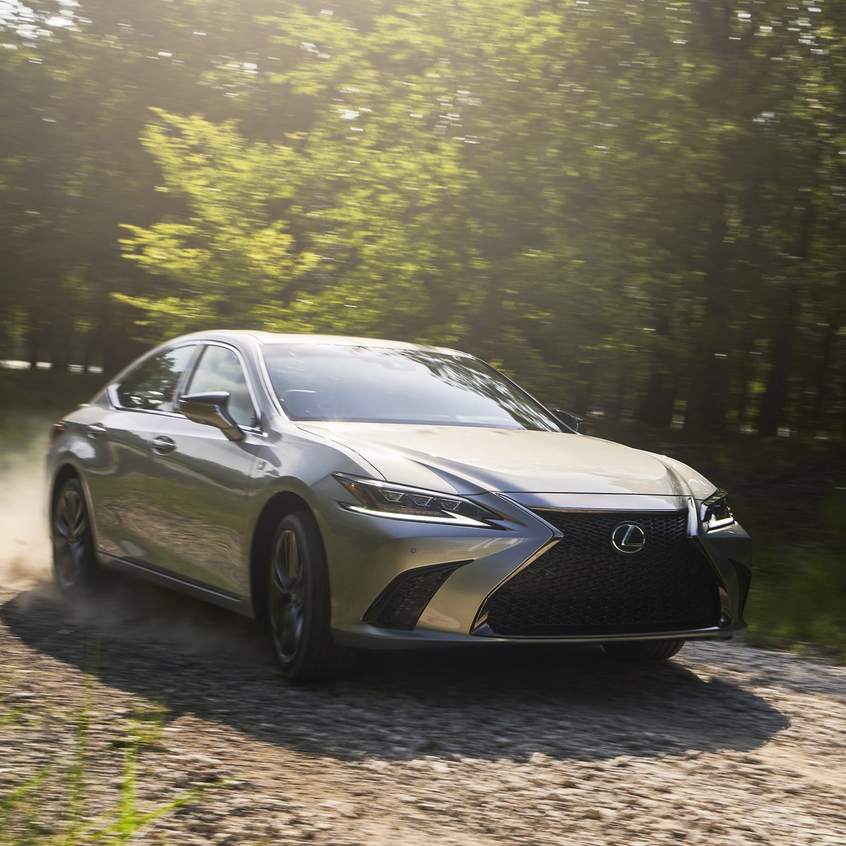 The new all-wheel drive #LexusES 250 AWD opens the road even more for you. Learn more: lexus.us/3hahIgC